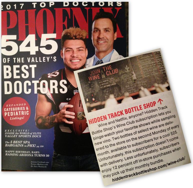 HTBS Featured in Phoenix Magazine (Again!)